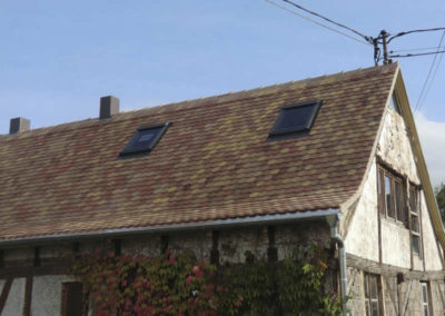 Pose fenêtre de toit Alsace