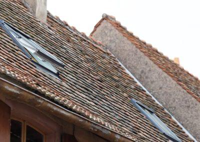 Pose Velux Alsace