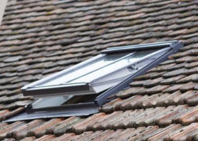 Changement Velux Alsace toiture
